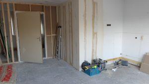 Scheiding pantry studio 2