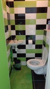 Toilet af