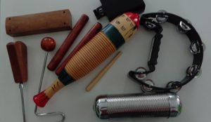 Wat slaginstrumenten